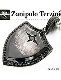ステンレス/ネックレス/ザニポロタルツィーニ/Zanipolo Terzini/ザニポロ ztp418