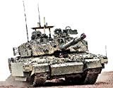 フリウルモデル 1/35 金属可動履帯 チャレンジャー2 後期型用 プラモデル用金属製パーツ ATL-179