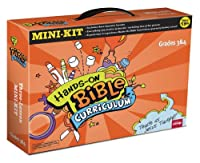 Hands-on Bible Curriculum - 3-lesson Mini-kit for Grades 3 & 4