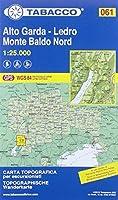 Alto Garda / Ledro 061 Monte Baldo North 2015: TAB.061 by Unknown(2015-03-15)