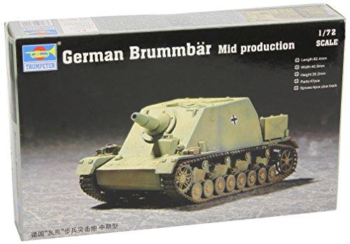 1/72 ドイツ軍 ブルムベア 中期型