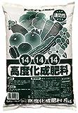 自然応用科学 高度化成肥料 14-14-14 5kg