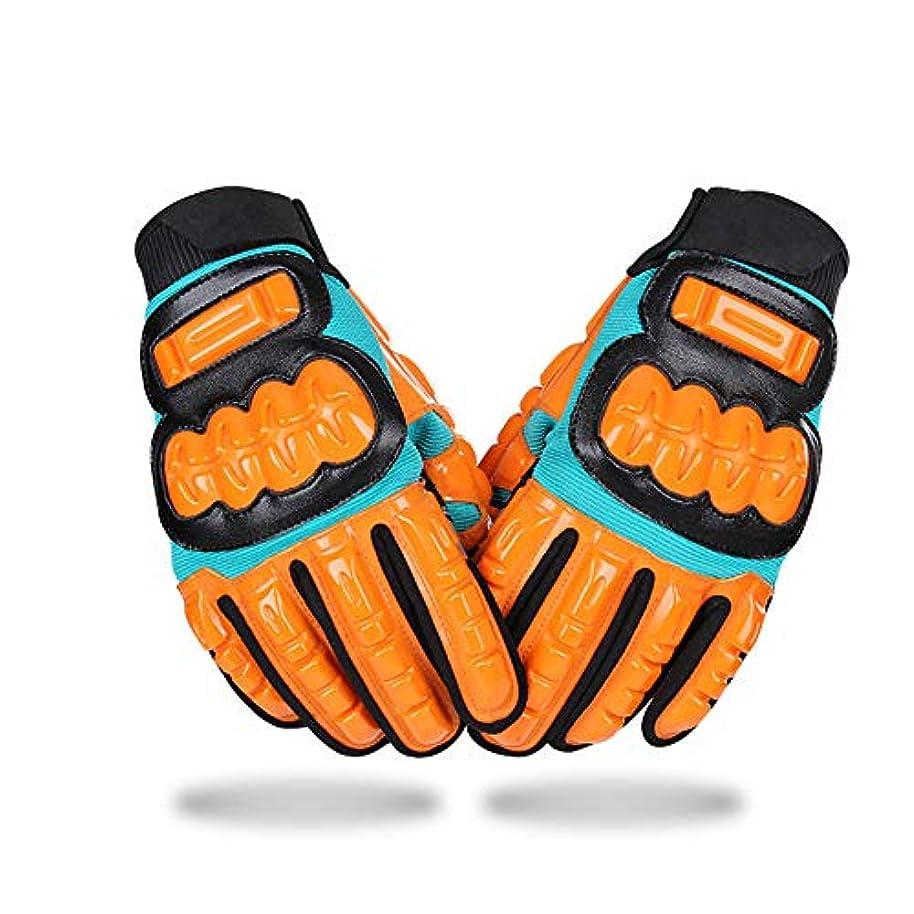 選択召喚する災害LIUXJUAN 屋外トレーニング義務手袋、ユニフォームグローブ、アウトドアスポーツグローブ、アウトドアライディングウォームグローブ、ベルベットグローブ LIUXJUAN (サイズ さいず : M m)
