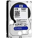 【Amazon.co.jp限定】WD HDD 内蔵ハードディスク 3.5インチ 6TB WD Blue WD60EZRZ/AFP/SATA3.0/2年6ヶ月保証