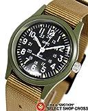 MWC ミリタリー ウォッチ カンパニー メンズ 腕時計 CLASSIC RANGE QUARTZ WATCHES W-113QTZOL カーキ [時計]