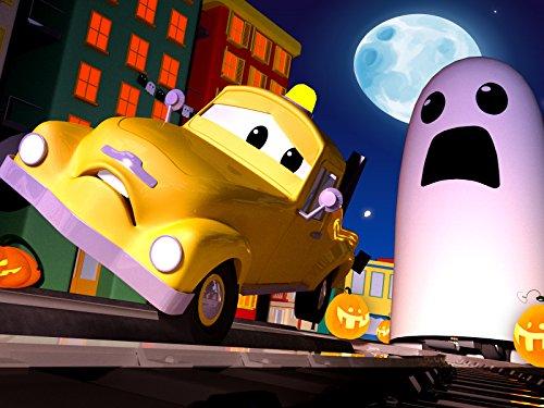 死者の日にピニャータが燃えちゃった! & チェリー収穫車のチャックが幽霊になる!