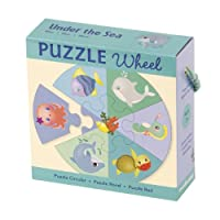 Under the Sea Puzzle Wheel