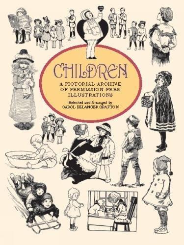 Children: A Pictorial Archive (Dover Pictorial Archive)の詳細を見る