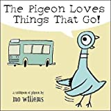 The Pigeon Loves Things That Go 。