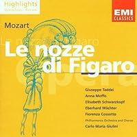 Mozart;Nozze Di Figaro