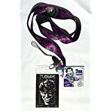 DC COMICS(DCコミック)THE JOKER(ジョーカー)★Lanyards With Soft Touch Dangles(名札首ひも) [並行輸入品]
