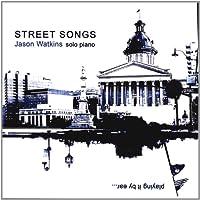 Solo Piano-Street Songs