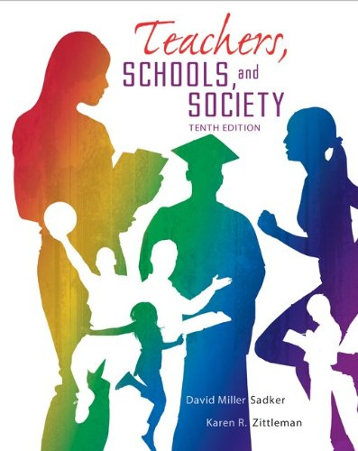 Download Teachers Schools and Society 0078024455