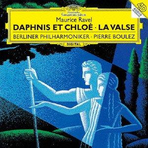 ラヴェル:バレエ「ダフニスとクロエ」、ラ・ヴァルス