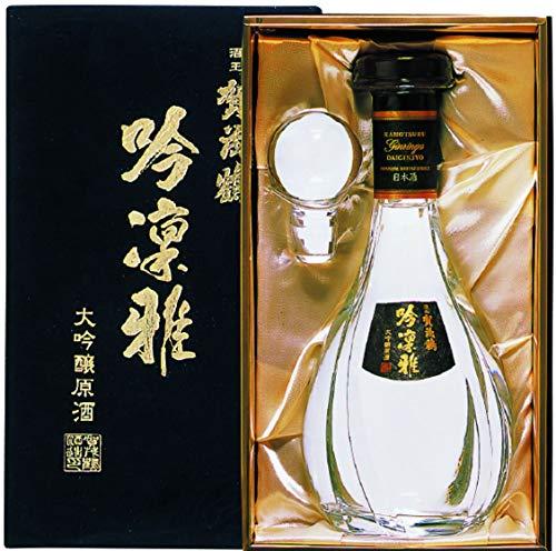 賀茂鶴酒造『大吟醸吟凛雅(ぎんりんが)』