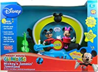 Talkin' Bobbin' Jamstand with Mickey & Minnie Figures