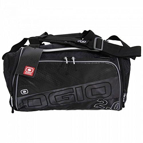 (オジオ) Ogio エンデュランス スポーツ 2.0 ボストンバッグ ダッフルバッグ 旅行かばん 38L (ワンサイズ) (ブラック)