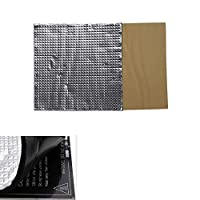 Prament 400x400x10mm箔自己接着性断熱綿3Dプリンタ用CR-10S温水ベッド COD