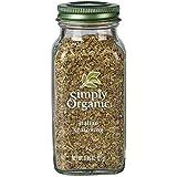 Simply Organic Italian Seasoning Large Glass, 27g