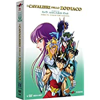 聖闘士星矢 TV版 コンプリート DVD-BOX2 (73-99話, 675分) セイントセイヤ 車田正美 アニメ