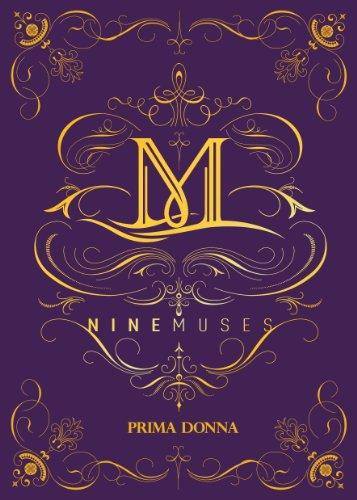 Nine Muses 1集 - Prima Donna (韓国盤)