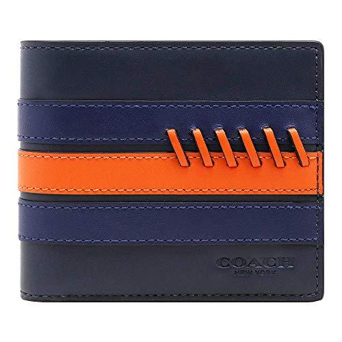 [コーチ] COACH 財布 二つ折り財布 F76947 QBP59 IDケース アウトレット メンズ ウォレット [並行輸入品]