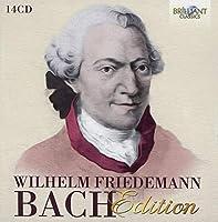 ヴィルヘルム・フリーデマン・バッハ・エディション(14CD)