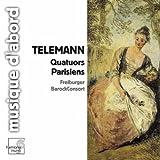 Telemann: Pariser Quartette 1-6