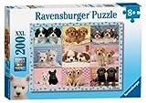 200ピース ジグソーパズル Perfect Pups (49 x 36 cm)
