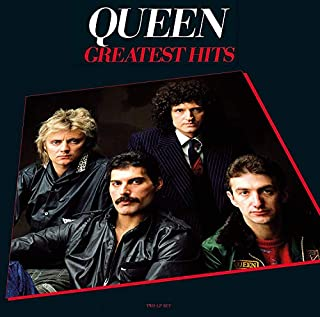 Greatest Hits by QUEEN (B01MF72HSY) | Amazon price tracker / tracking, Amazon price history charts, Amazon price watches, Amazon price drop alerts