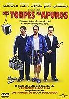 """SAM ROCKWELL - SAFE MEN """"DOS TORPES EN APUROS"""" (1 DVD)"""
