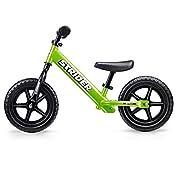 キッズ用ランニングバイク STRIDER (ストライダー) スポーツモデル グリーン 日本正規品