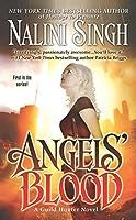 Angels' Blood (A Guild Hunter Novel)