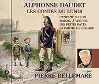 Les Contes Du Lundi-Alphonse Daudet