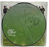 WE LOVE DISNEY [2LP] (PICTURE DISC, FEATS. ARIANA GRANDE, NE-YO, GWEN STEFANI, FALL OUT BOY) [12 inch Analog]