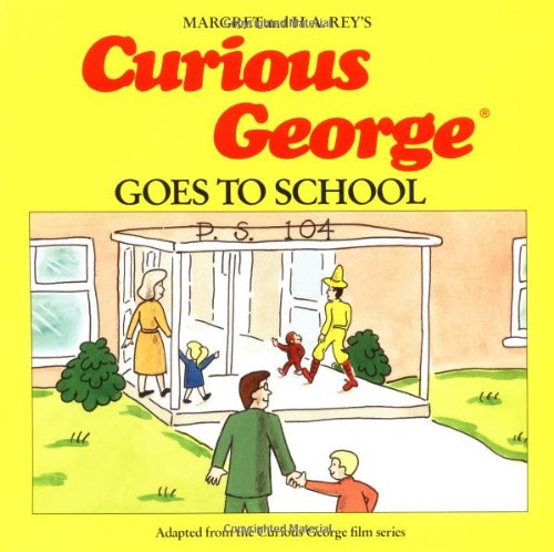 Curious George Goes to Schoolの詳細を見る