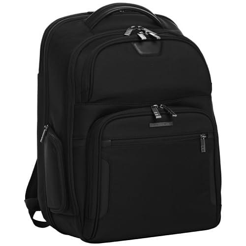 [ブリッグス&ライリー] Briggs&Riley Large Clamshell Backpack KP375C-4 Black (ブラック)