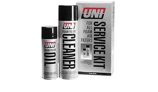 UNI FOAM AIR FILTER SERVICE KIT UFM-400