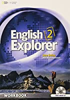English Explorer Book 2 : Workbook with Workbook Audio CD
