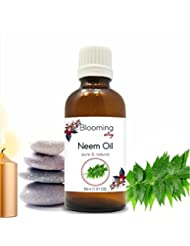 Neem Oil (Azadirachta Indica) Essential Oil 30 ml or 1.0 Fl Oz by Blooming Alley