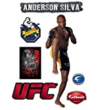 UFC Anderson Silva Wall Graphic by FATHEAD