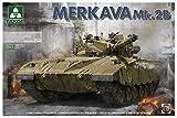 タコム 1/35 イスラエル軍 メルカバMk.2B プラモデル TKO2080