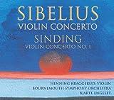 シベリウス:ヴァイオリン協奏曲/シンディング:ヴァイオリン協奏曲第1番