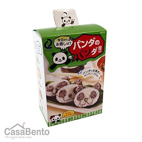 今日からお寿しは?パンダのバンダ/誰でもパンダのりまきが作れる!