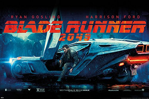 Blade Runner 2049 Flying Car (91,5cm x 61cm)
