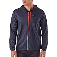 (パタゴニア) patagonia M's Houdini Jacket 24141 Navy Blue w/Paintbrush Red (NPTR) L