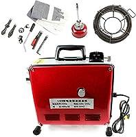 20-100 mmパイプドレンクリーナーリムーバブルクリーニングマシン250 W電気ドレンクリーニングマシン400u / mの場合は50 Hz