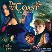 A Touch of Evil, the Supernatural Game Board Game: The Coast Expansion by Flying Frog Productions [並行輸入品]