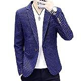 [Agree With(アグリーウィズ)] テーラードジャケット カジュアル ファッションスーツ ビジネス ストレッチ メンズ