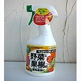 殺虫剤:ベニカべジフルスプレー 420ミリリットル 2個セット ノーブランド品